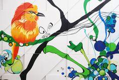 Gorrión Fragmentado... ARTbrand©