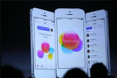 iPhone user interface gets major face-lift with iOS 7 #WWDC