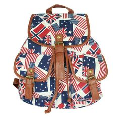 Cheap bag calculator, Buy Quality woman plastic bag directly from China women brand bags Suppliers: 2015 Fashion Women Printing Totem Backpack Canvas National Flag pattern Student School Bags For Teenagers Girls Rucksac