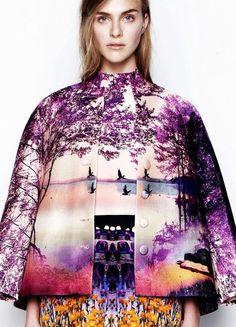 oriental print dresses 23