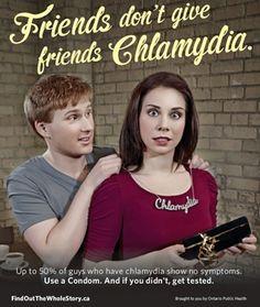 Chylmidia and breast feeding