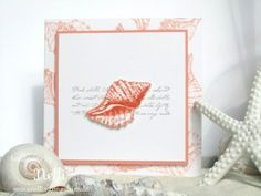 By the Tide - Stampin' UP! Card