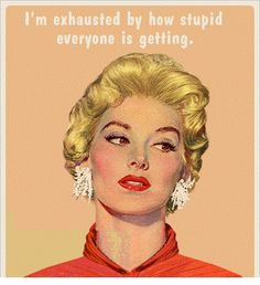 25 blunt cards give voice to that snarky, maniacal woman trapped inside your head. Someecards, Just For Laughs, Just For You, Haha Funny, Funny Stuff, Funny Shit, Funny Things, Random Stuff, Funny Sarcastic
