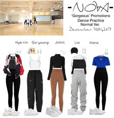 -nova-official on ShopLook Kpop Fashion Outfits, Stage Outfits, Korean Outfits, Dance Outfits, Fall Outfits, Cute Outfits, K Pop, Character Inspired Outfits, Outfit Maker