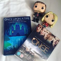 Good morning everyone and happy Wednesday! We're halfway to the weekend already! These adorable Hook & Emma POP Funkos arrived in the post today and I'm delighted with them! Now all I need is a few more Once Upon a Time ones and Jamie and Claire and I'll be set!  #captainswan #killianjones #captainhook #clairefraser #jamiefraser #emmaswan #fairytale #ouat #onceuponatime #reading #books #bookish #bookstagram #booklove #bookishpost #booknerd #bookworm #instabooks #popfunko #happywednesday by…