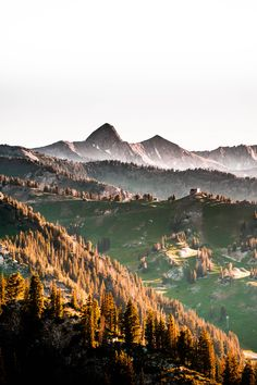 The Pfeifferhorn and a wildfire haze. Alta Utah USA [OC][4000x6000]