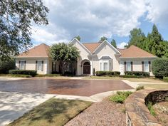 315 Broadmoor Way McDonough, GA  $649,900 4 Bedrooms | 4 Full & 1 Half Bathrooms | 6,125 Sq.Ft. Eagles Landing Country Club