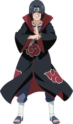 Itachi Render by xUzumaki on deviantART