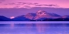 Scotland's most southerly Munro offers spectacular views of Loch Lomond. Ben Lomond, Loch Lomond, Scottish Mountains, Just Like Heaven, Homeland, Amazing Places, Dusk, Wilderness, Outdoor Spaces