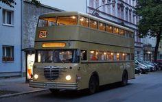 Buessing D2U Traditionsbus Berlin