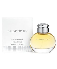 Burberry Women...a mecca for the stylish and the sophisticated. Burberry the fragrance is a sparkling blend of orange blossoms and spices. | Web ID:2791