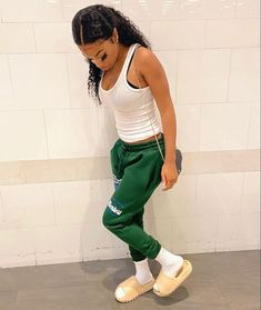 Cute Lazy Outfits, Swag Outfits For Girls, Cute Swag Outfits, Chill Outfits, Teen Fashion Outfits, Trendy Outfits, Miami Outfits, Fasion, Fashion Women