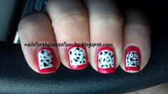 Dragonfruit Nails