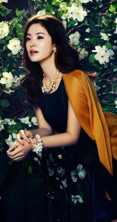 Song Hye-kyo 송혜교 ♥ Asian Beauty http://www.breakfastwithaudrey.com.au