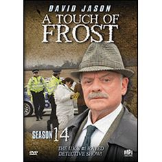 A Touch of Frost - Detective Inspector Jack Frost is an unconventional policeman with sympathy for the underdog and an instinct for moral justice. Sloppy, disorganized and disrespectful, he attracts trouble like a magnet. watched via Netflix A Touch Of Frost, David Jason, Only Fools And Horses, Detective Shows, Tv Detectives, Old Tv, Jack Frost, Favorite Tv Shows, Tv Series