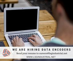 We are also looking for Data Encoders. Experience is required. Send your resume here or email us careers@lsgindustrial.net. #applynow #urgenthiring #clark #clarkjobs #lsgteam #jobavailable