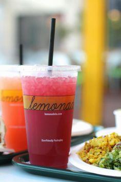 Friday's Five - @Lemonade LA