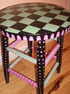 another idea for stools