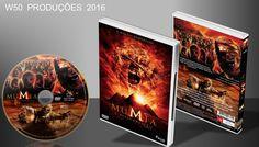 Múmia - A Ressurreição - DVD - ➨ Vitrine - Galeria De Capas - MundoNet | Capas & Labels Customizados