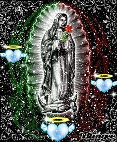 100 imágenes de la Santísima Virgen de Guadalupe - Reina de México y Emperatriz de América - La Guadalupana | Banco de Imágenes, Fotos y Postales...
