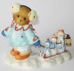 "Sandi ""There's No Friend Like A Sno-Friend"" (Winter Bear Festival)"