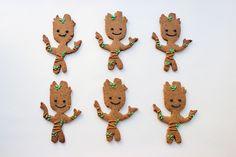 Baby Groot Cookies | Disney Family