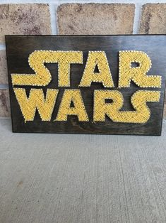 Made to order Star Wars String Art Board | Etsy