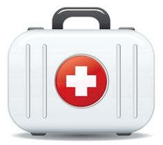 """First Aid"" retreats for what you need most."