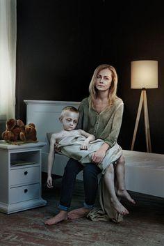 """Yhteisvastuukeräys-kampanja 2014: Hyvä kuolema by Samuli Karala """"When death is a tabu"""""""