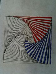 sweet lesson plan for optical illusions … Op Art Lessons, Art Lessons Elementary, Illusion Drawings, Illusion Art, 7th Grade Art, Grand Art, Mandala, Ecole Art, Cecile