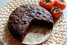 Recipe: Spiced Persimmon Tea Cake —  Holiday Guest Post from Kristina of Lovely Morning