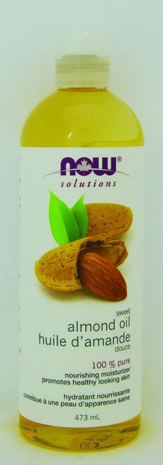 Now Almond Oil 473ml | Sunrise Health Foods
