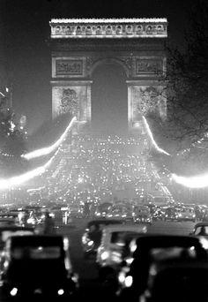 Vintage Paris <3 Champs-Élysées