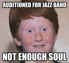 not enough soul