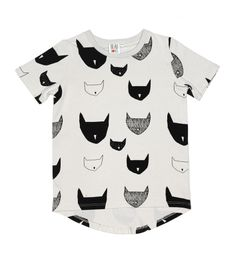 Beau Loves cat tshirt at Alfie Wild - a boutique for boys
