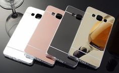 Price:  US $2.29 / piece   Discount Price: US $1.35 / piece 41% off Luxury Mirror Case Soft TPU Back Cover For Samsung Galaxy A3 A5 A7 2016 J3 J5 J7 S4 S5 S6 S7 Edge Plus Grand Prime Phone Cases