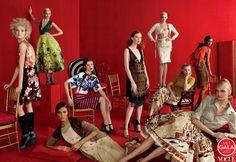 "The Costume Institute's spring blockbuster exhibition, ""Impossible Conversations,"" explores the striking parallels between Elsa Schiaparelli and Miuccia Prada. via www.vogue.com @MetMuseum #followtwitter"