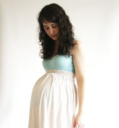 diy maternity maxi skirt make-and-do-project-geniusness