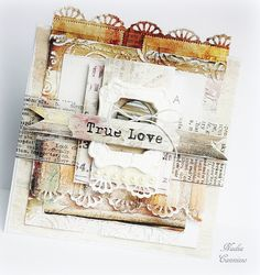 True Love card - Scrapbook.com