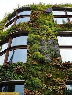 #eco #green #greenbuilding Rickbischoff Art tumblr