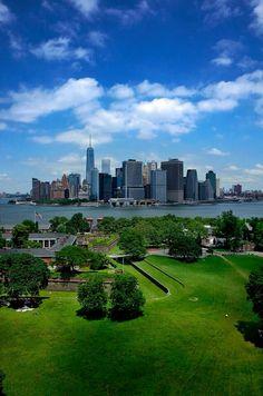New York by Nestor Rivera Jr.