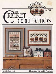 Gentle-Harvest-The-Cross-Eyed-Cricket-Cross-Stitch-Pattern-Leaflet-No-30