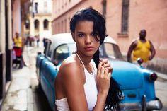 """theatlasofbeauty: """" A few months ago in Havana, Cuba. These days The Atlas of Beauty is in Tajikistan. """""""