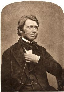 John Ruskin (8 February 1819 – 20 January 1900) was the leading English art critic of the Victorian era