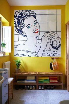 Decoração Pop Art: Dicas e inspirações para sua casa!