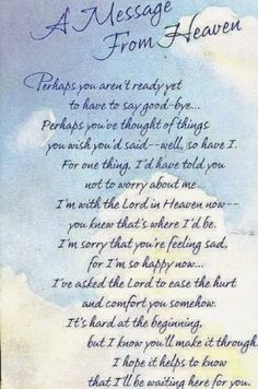 I miss you mom poems 2016 mom in heaven poems from daughter son on mothers day.Mommy heaven poems for kids who miss their mommy badly sayings quotes wishes. Rip Daddy, Rip Grandpa, Missing Daddy, Nana Grandma, Letter From Heaven, Messages From Heaven, Grief Poems, Mom Poems, Grief Quotes Mother