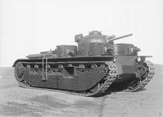 The Soviet Tank Had Three Turrets, Onboard Radio, And Machine-Gun Anti-Aircraft Units Mg 34, Ww1 Tanks, Interwar Period, Tank Armor, Armored Fighting Vehicle, Tank Design, World Of Tanks, Military Weapons, Military Pins
