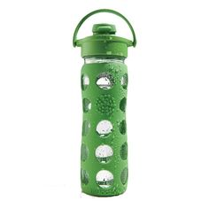 Green your workout gear! This BPA-free glass bottle is reusable. Where to buy it: http://www.womenshealthmag.com/style/green-workout-gear
