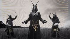 BEHEMOTH Share One Minute of A New, Surprisingly Punky Song!