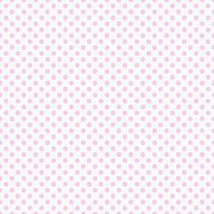 **FREE ViNTaGE DiGiTaL STaMPS**: Free Digital Scrapbook Paper - Pink & White Polka Dots